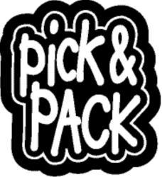 Pick & Pack logo