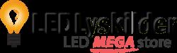 LEDlyskilder.no logo