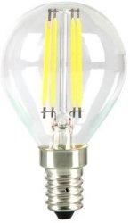 V-Tac 4W LED pære E14 Karbon Dimbar