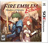 Fire Emblem Echoes: Shadows of Valentia til 3DS
