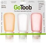 Humangear GoToob reiseflasker 89 ml (3stk)