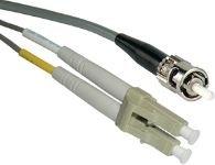 MicroConnect LC/PC-ST/PC 10M 9/125 SM DPX