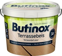 Butinox Terrassebeis (2,7 liter)
