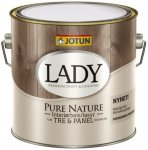 Jotun Lady Pure Nature Interiørbeis klar base (3 liter)