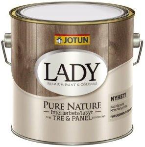 Lady Pure Nature Klar (2,7 liter)