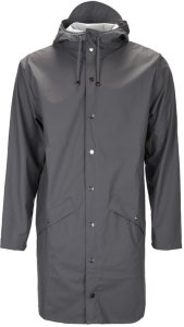 Rains 1202 Long Jacket (Unisex)