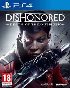 Dishonored: Death of the Outsider til Playstation 4