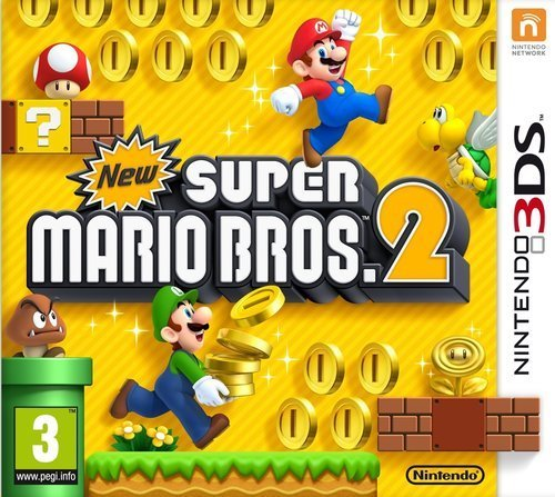 New Super Mario Bros. 2 til 3DS