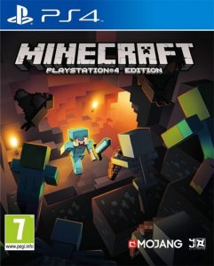 Minecraft: PlayStation 4 Edition til Playstation 4