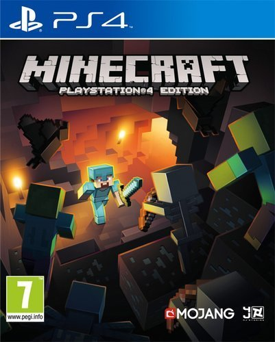 Mojang Specifications Minecraft: PlayStation 4 Edition