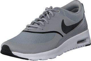 Kjøp Nike Wmns Nike Air Max Thea BlackSummit White grå Sko