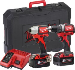 Milwaukee M18 BLPP2A-502C