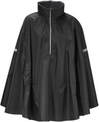 Didriksons Wheely Cape regnponcho (Unisex)