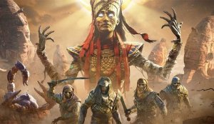 Assassin's Creed Origins: Curse of the Pharaos