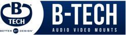 B-Tech logo
