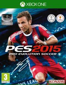 Pro Evolution Soccer 2015 til Xbox One