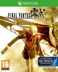 Final Fantasy Type-0 HD til Xbox One