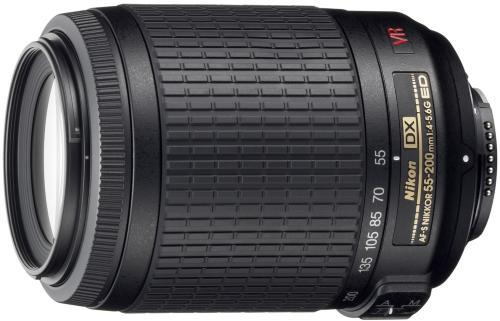 Nikon AF-S DX VR Zoom-Nikkor 55–200 mm f/4–5,6G IF-ED
