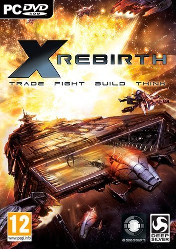 X Rebirth til PC