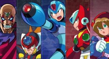 I sommer kan du kose deg med et skikkelig Mega Man-maraton