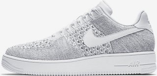 Nike Air Force 1 Flyknit Low (Herre)