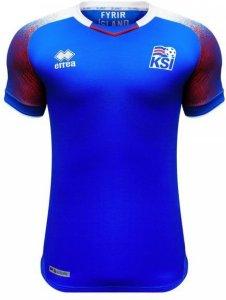 Errea Island VM 2018 Hjemmedrakt