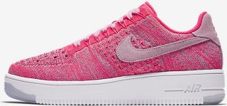 Nike Air Force 1 Flyknit Low (Dame)