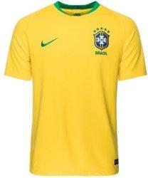 Nike Brasil VM 2018 Hjemmedrakt (Barn)