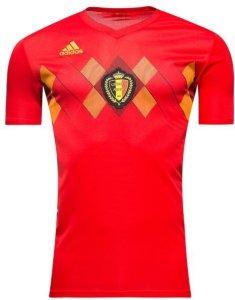 Adidas Belgia VM 2018 Hjemmedrakt (Herre)