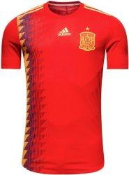 Adidas Spania VM 2018 Hjemmedrakt (Herre)