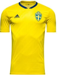 Adidas Sverige VM 2018 Hjemmedrakt (Barn)