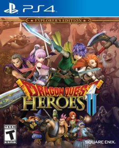 Dragon Quest Heroes II til Playstation 4