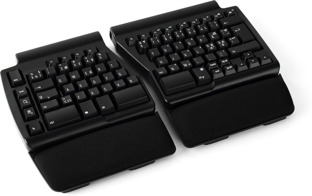 Best pris på Matias Mini Quiet Pro for PC (EN) Tastatur