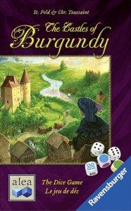 Castles of Burgundy Dice