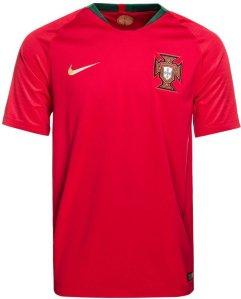 Nike Portugal VM 2018 Hjemmedrakt (Barn)