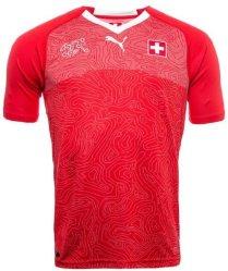 Puma Sveits VM 2018 Hjemmedrakt (Barn)