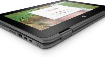 Test: HP Chromebook x360 11 G1 (1TT14EA)
