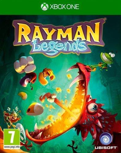 Rayman Legends til Xbox One