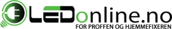 LEDonline.no logo