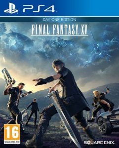 Final Fantasy XV til Playstation 4