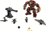 LEGO Marvel Super Heroes 76104