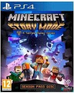 Minecraft: Story Mode til Playstation 4