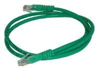 MicroConnect CAT6 UTP Cable 25M Green LSZH