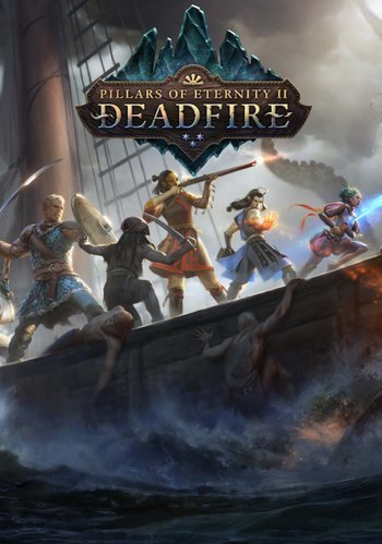 Pillars of Eternity II: Deadfire til PC