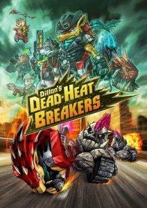 Dillon's Dead-Heat Breakers til 3DS