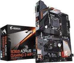 Gigabyte B360 Aorus Gaming 3 Wifi