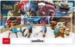 Nintendo Amiibo Champions Pack : Breath of The Wild