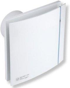 S&P Silent 100 Design CZ Standard Baderomsvifte