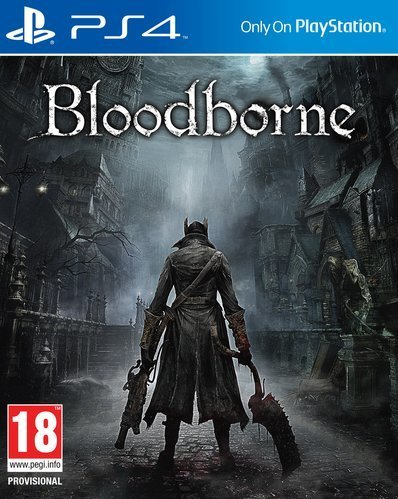 Bloodborne til Playstation 4