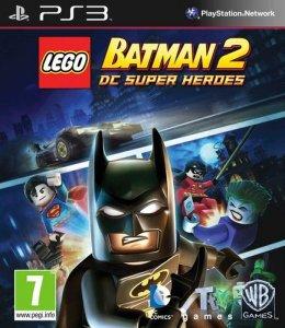 LEGO Batman 2: DC Super Heroes til PlayStation 3